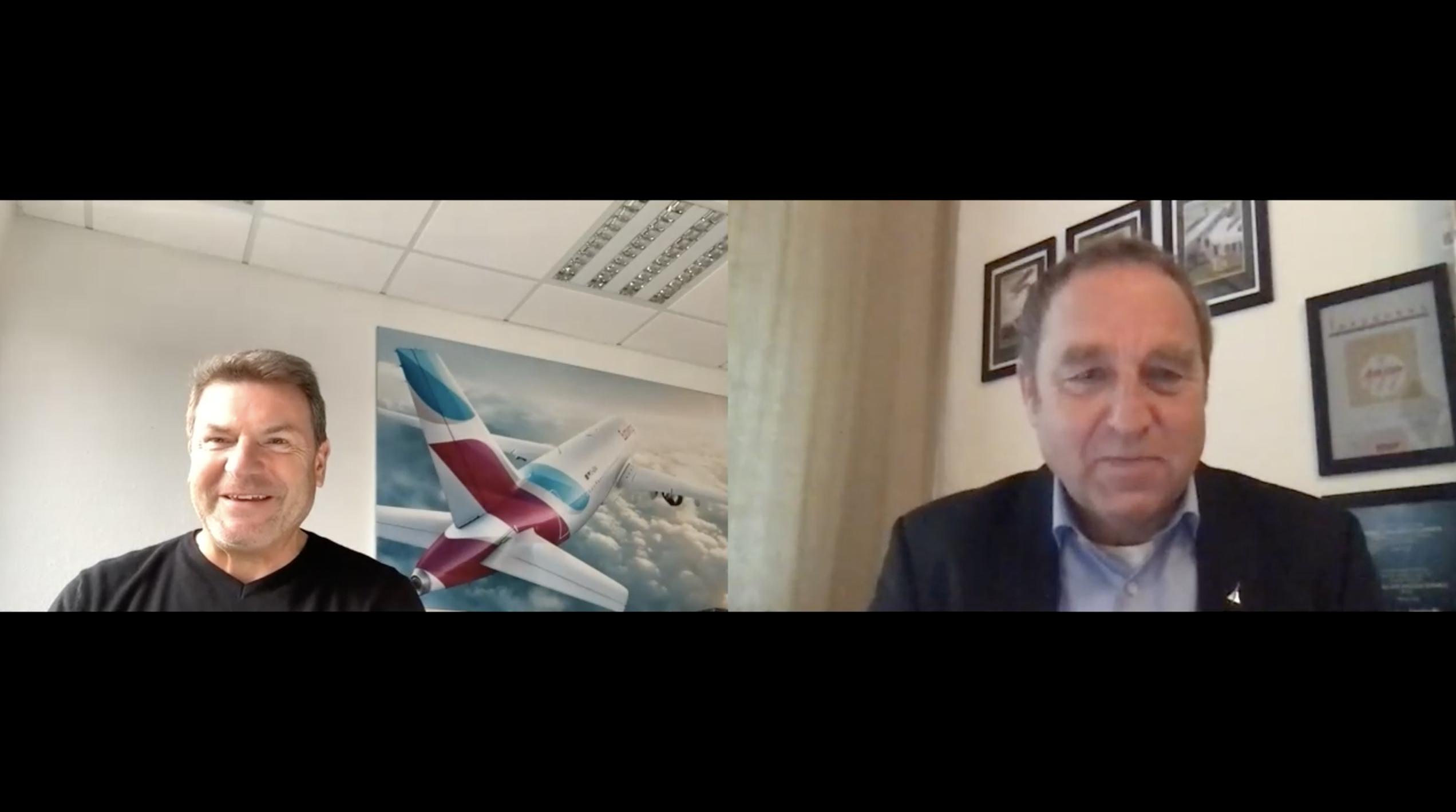 Interview: Jens Bischof, Eurowings CEO