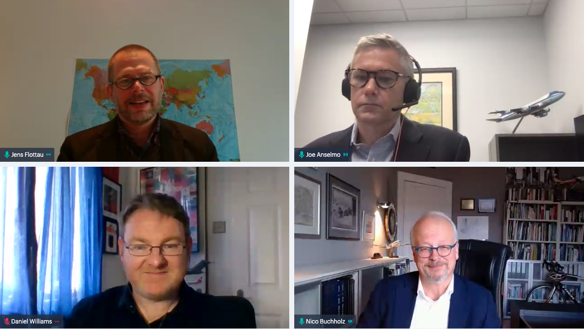 Webinar: Are Regional Aircraft Poised to Seize the Day?