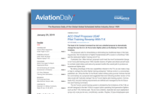 Aviation Daily