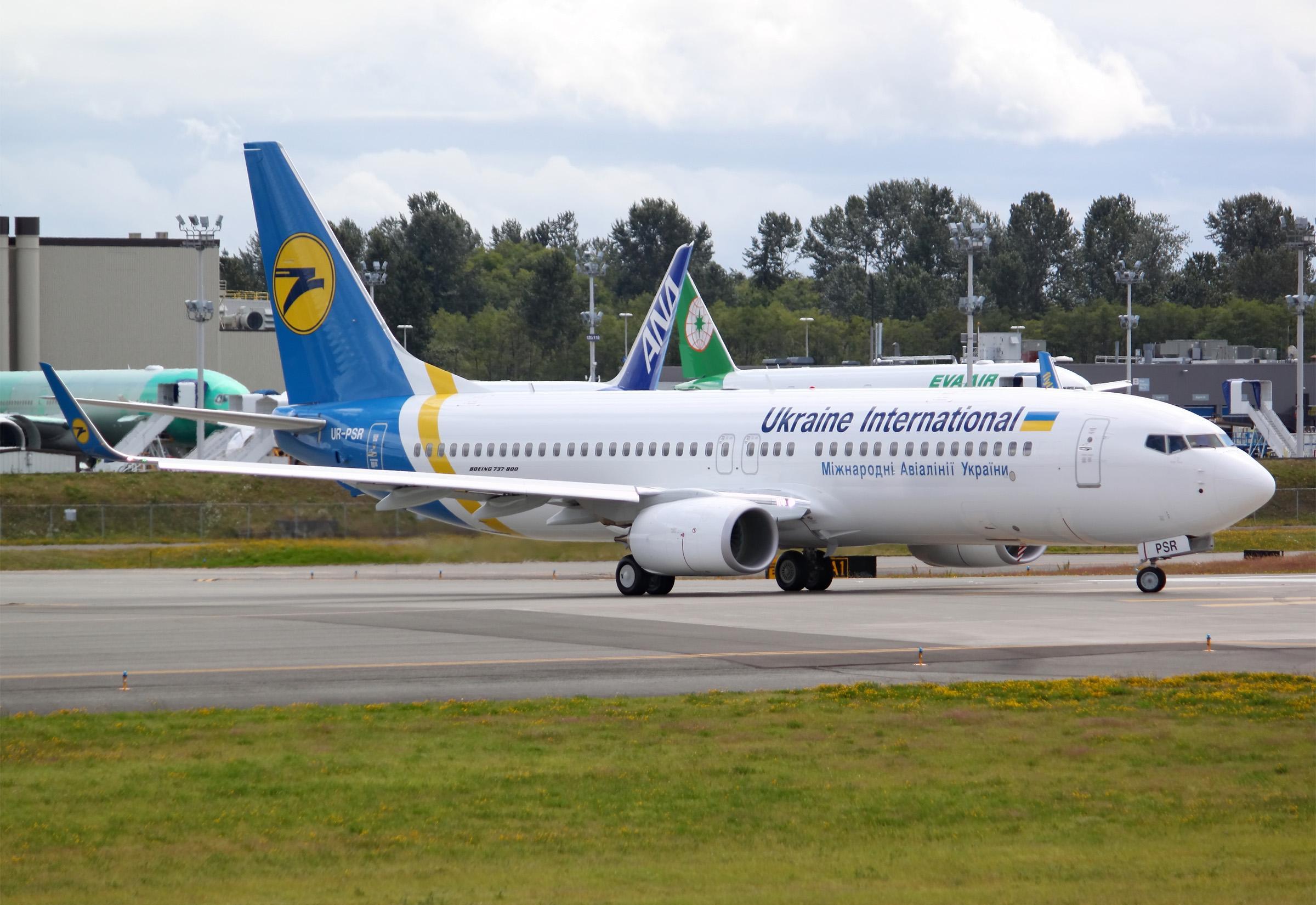 Ukraine International Airlines Boeing 737 800 Crashes Near Tehran Aviation Week Network