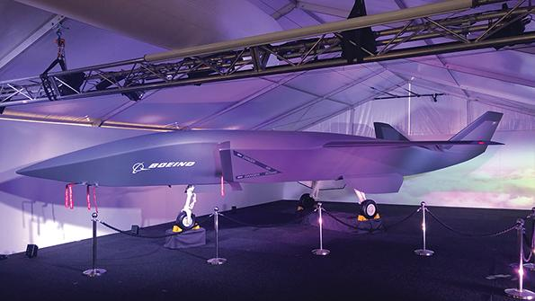 Boeing Builds ATS Assembly, But Will Not Say Where
