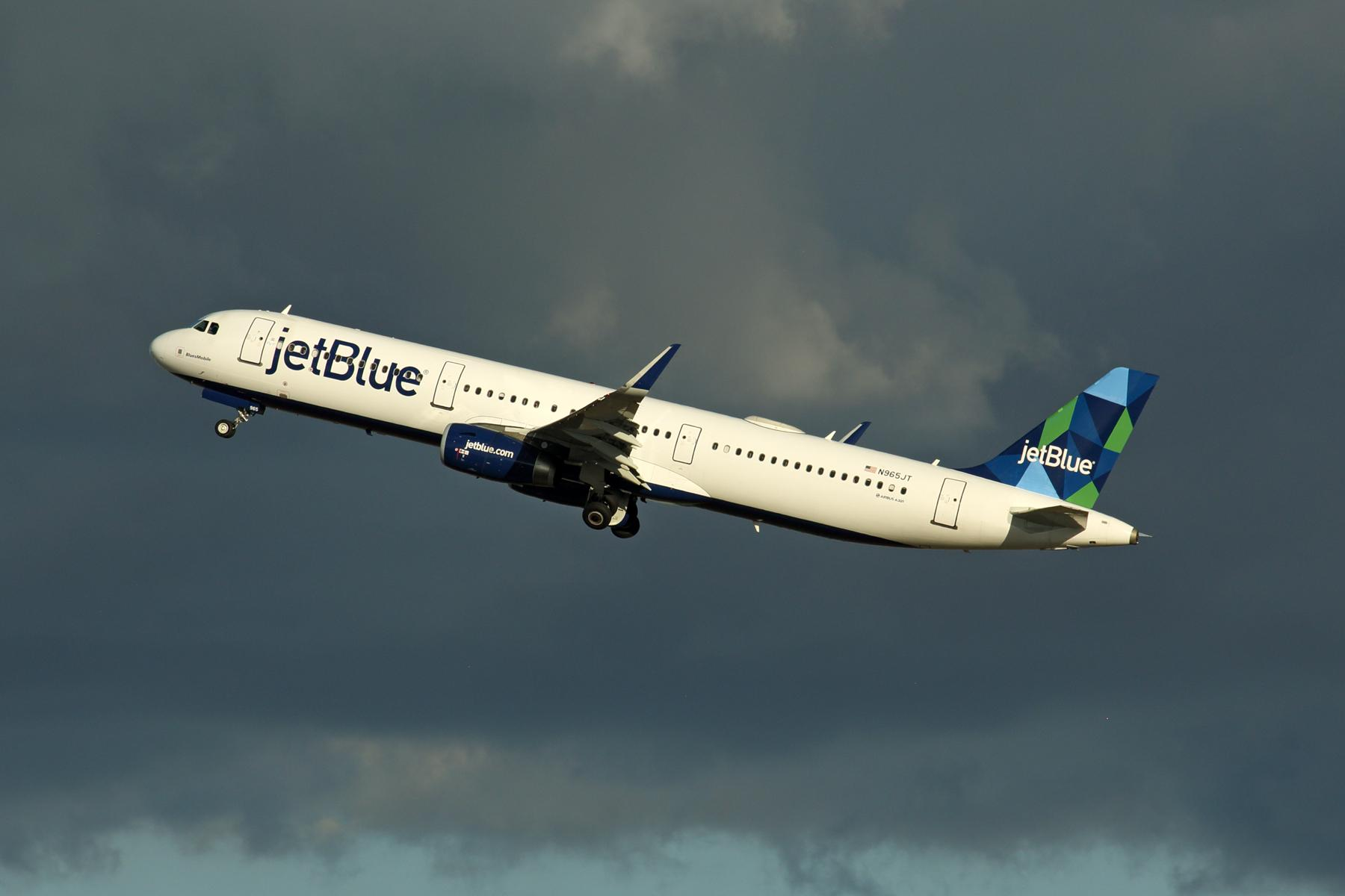 JetBlue's Hayes Sees Less Restrictive Ticket Policies Post-Pandemic