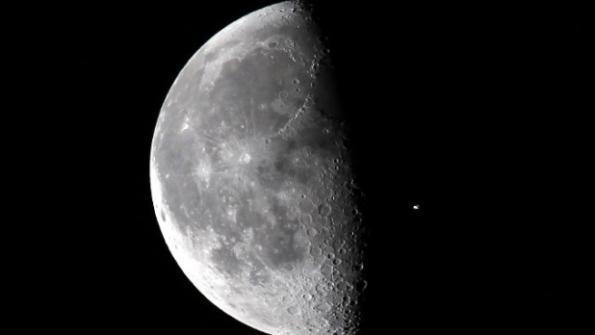 NASA Outlines Long-Term Moon Exploration Vision