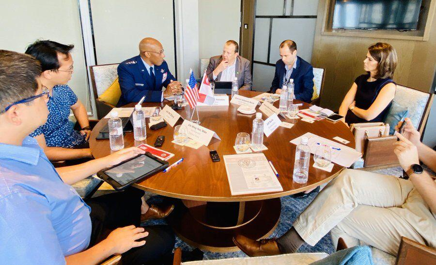 Ready, Fire, Aim: PACAF Chief Emphasizes Hypersonics