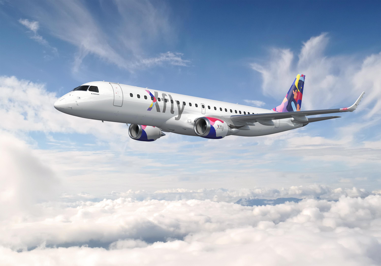 Resultado de imagen para Xfly Embraer