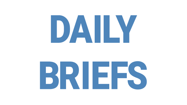 Daily Briefs promo image