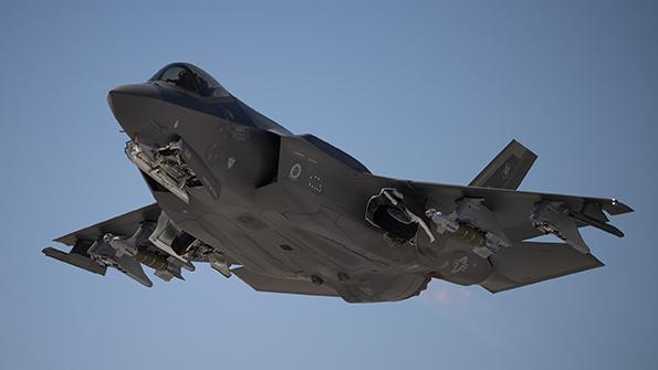 U.S. Air Force F-35A