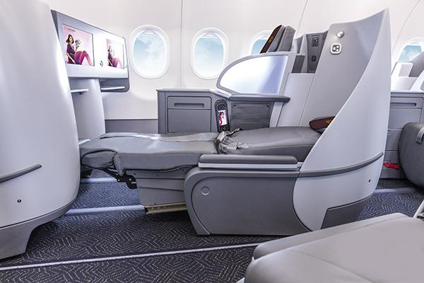 Vistara A321neo business class