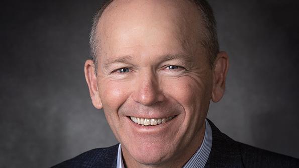 Boeing CEO Dave Calhoun