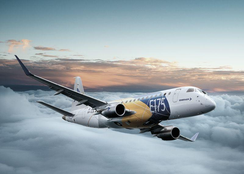 Embraer Delays E175-E2 Until 2023 As Commercial Revenue Plunges