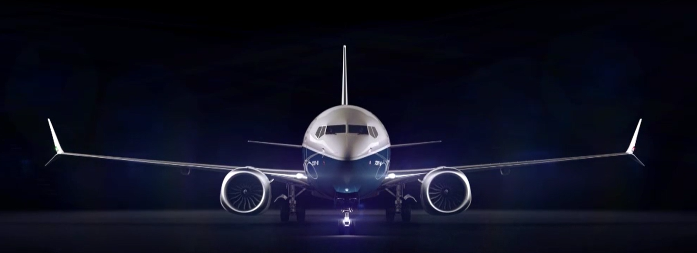 Presentazione Boeing 737 MAX Credits: Boeing