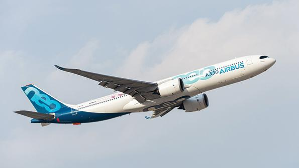 Airbus A330neo widebody