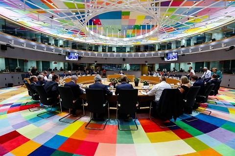 European Commission meeting