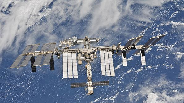 While World Changes, Space Station Partnership Holds Strong