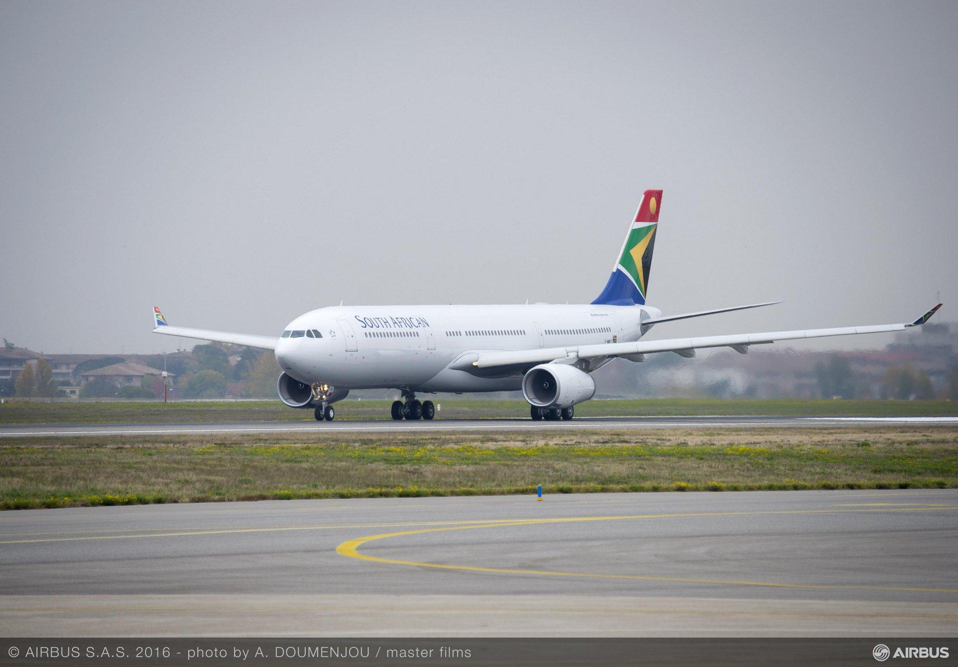 South African Airways Airbus A330-300