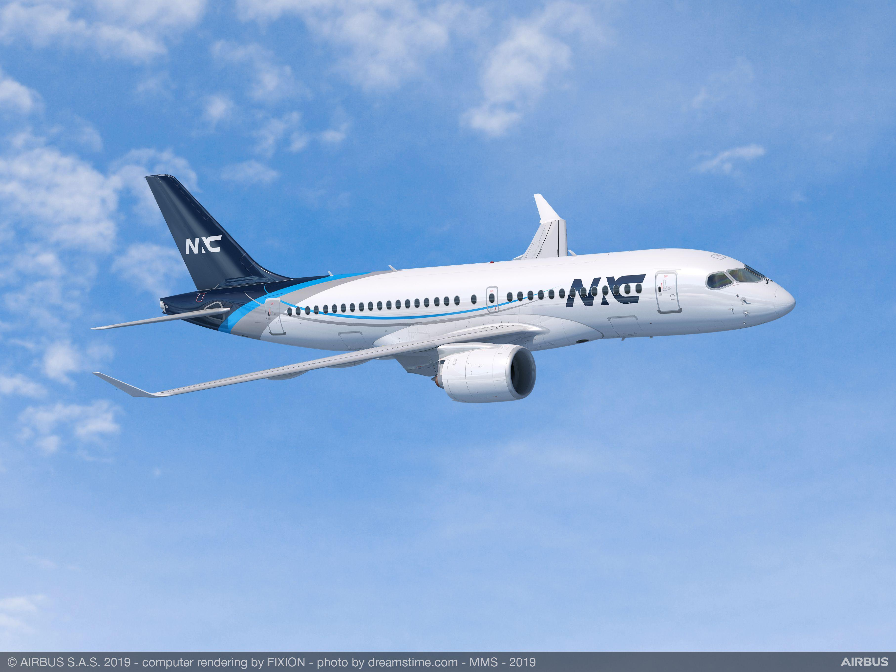 Nordic Aviation Capital A220-100