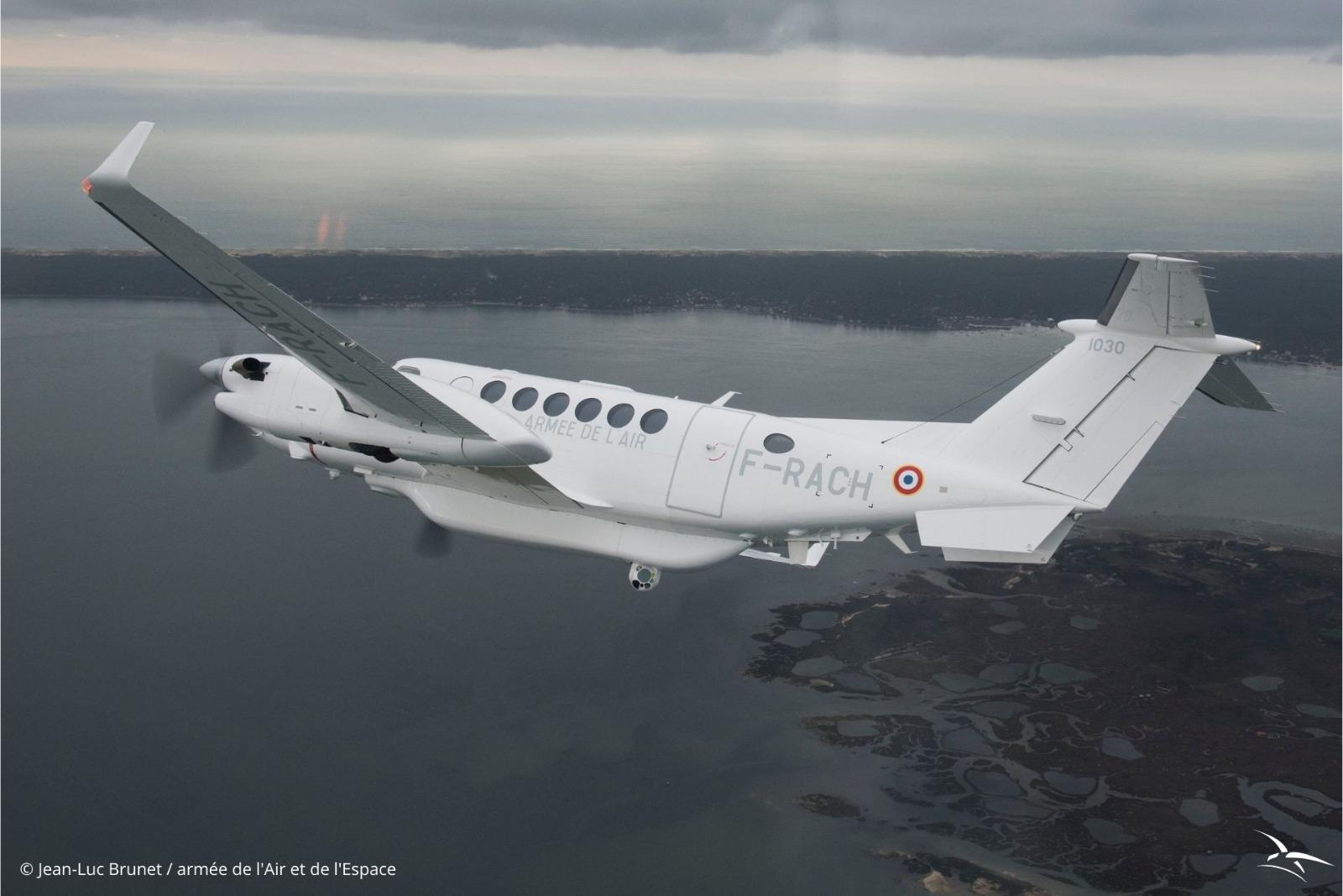 France Takes Delivery Of Second King Air-based ISR Platform