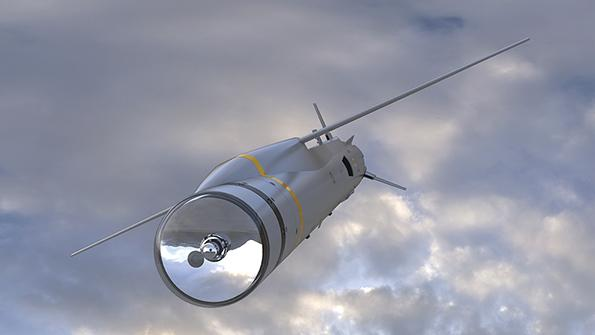 Spear 3 mini cruise missile