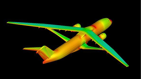 NASA airliner concept