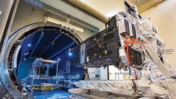 U.S. Space Force Juggles Changes To Missile Warning Portfolio