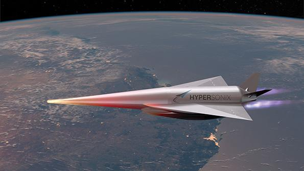 Hypersonix supersonic jet