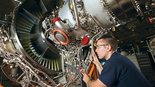 aircraft assembly line technician