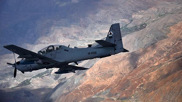 A-29 Finally Set To Land In U.S. Defense Fleet
