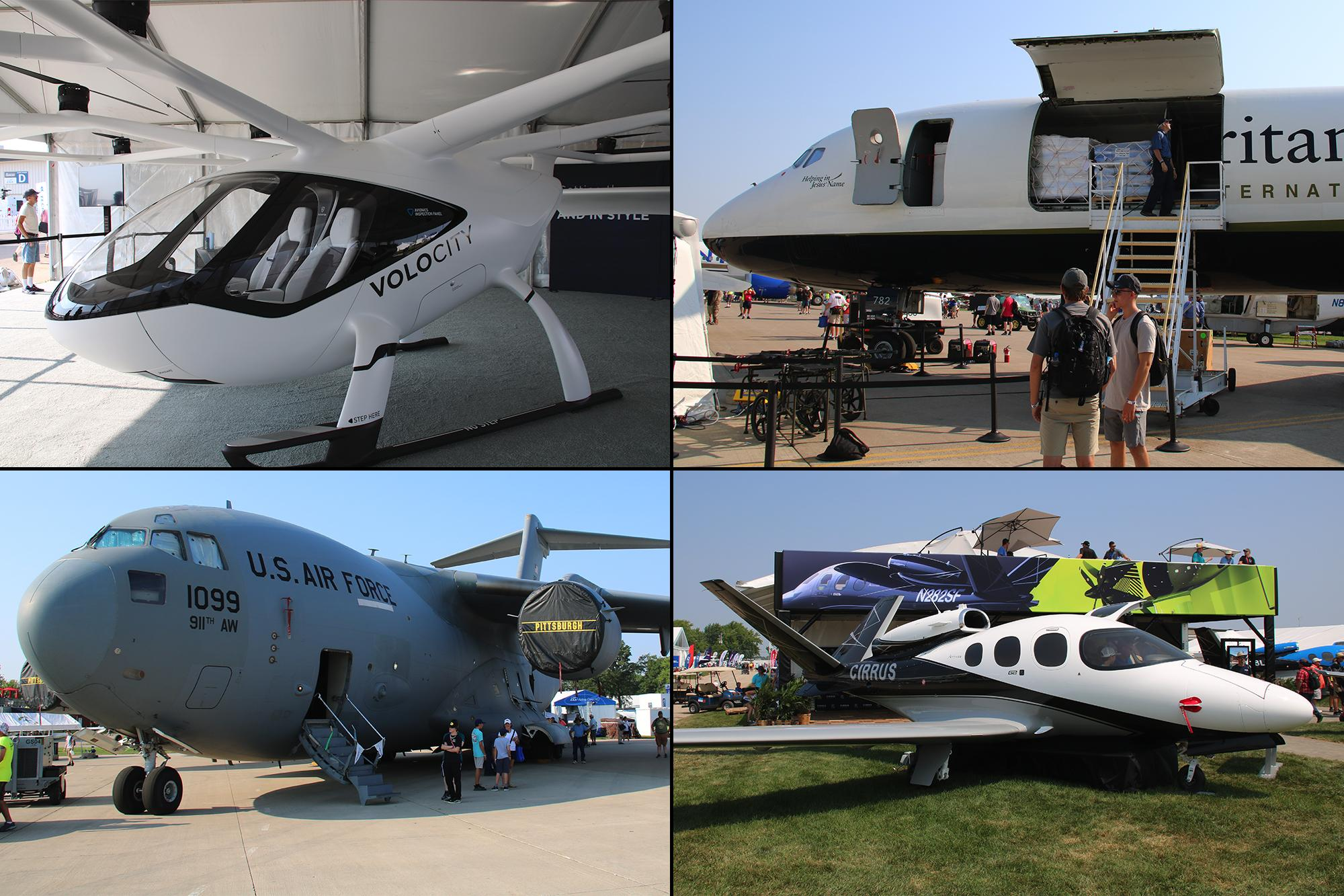 Gallery: Aircraft Spotted at EAA AirVenture 2021