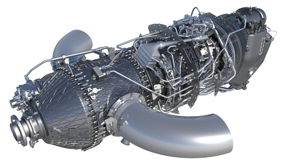 Gallery: GE's New Catalyst Engine For The Beechcraft Denali