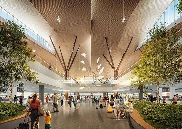 Gallery: A Look at Pittsburgh's $1.4 Billion 'Airport of the Future'