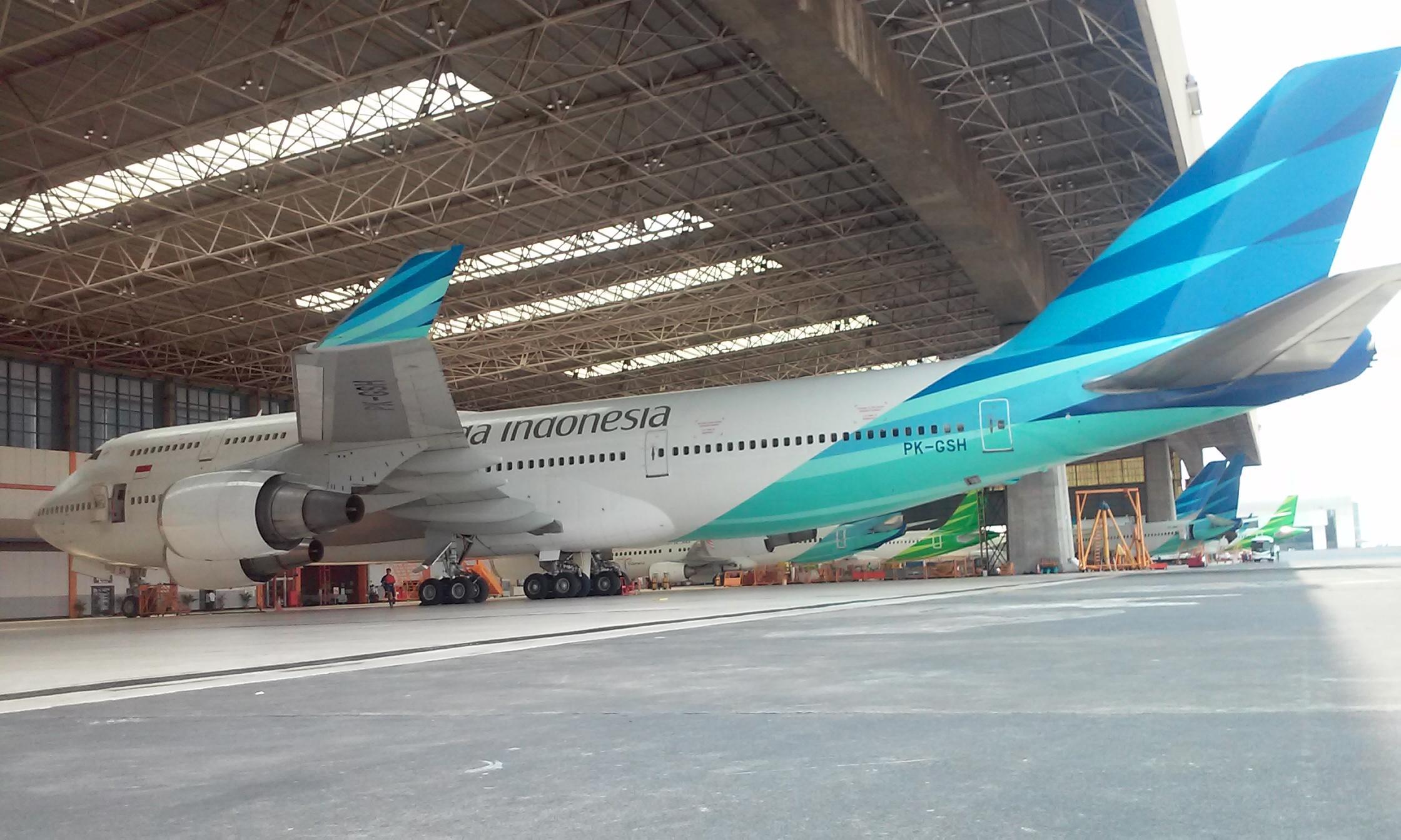 Garuda Troubles Spread To Former MRO Arm