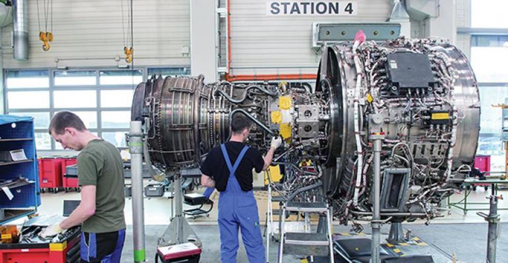 Export Credit: A Lifeline For Engine Overhauls?