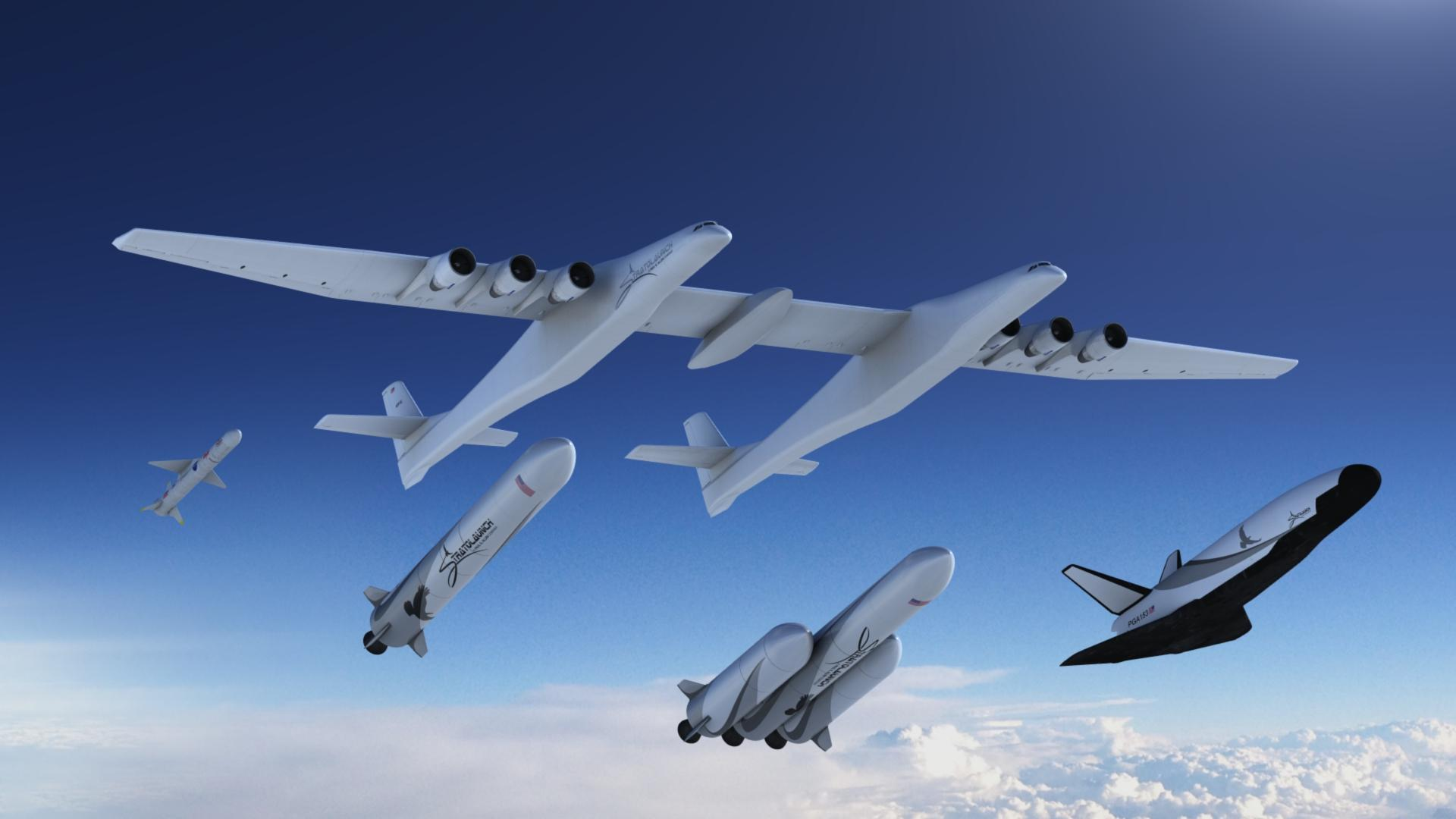 In Pictures: Stratolaunch PGA Rocket Engine Revealed | Aviation Week Network