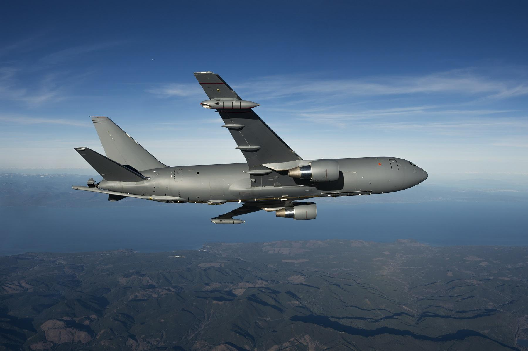 Boeing, USAF Agree On Dramatic KC-46 Remote Vision System Redesign