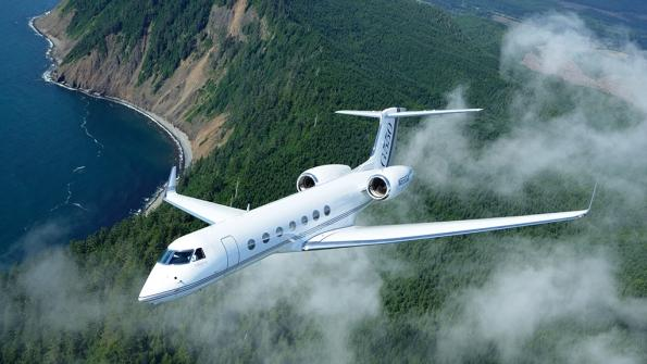 Gulfstream G550 Price Performance Sweet Spot In Large Cabin