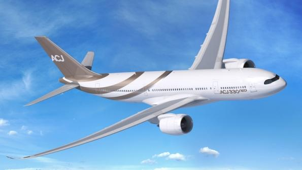 Airbus Corporate Jets launches ACJ330neo | Aviation Week Network