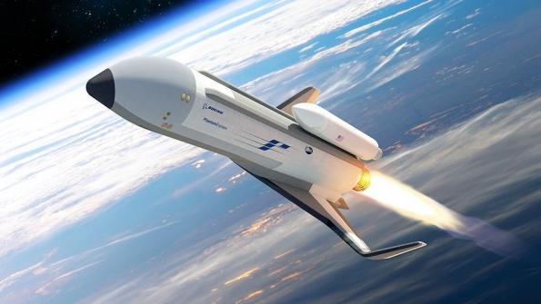 Boeing Pulls Plug On DARPA Spaceplane Project | Aviation Week Network