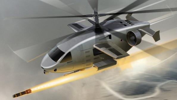 L3 Backs AVX's Bid To Prototype U.S. Army's Future Armed Scout  | Aviation Week Network