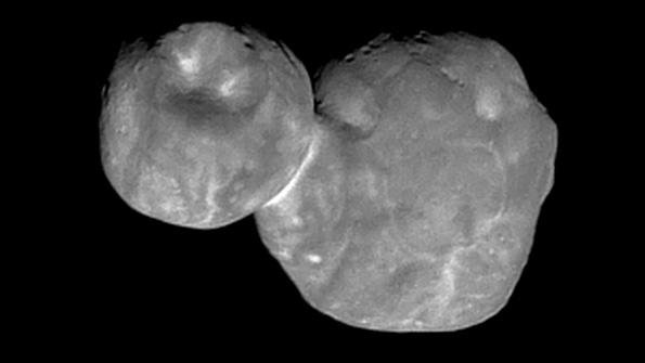 NASA Science Probe Breaks Ground 1 Billion Miles Past Pluto