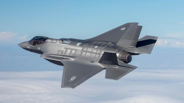 Lockheed Awarded $1.9B For One-Year F-35 Sustainment | Aviation Week Network