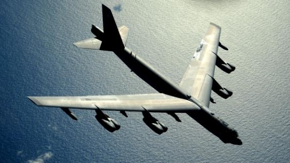 Rolls-Royce Wins B-52 Re-engining Contract