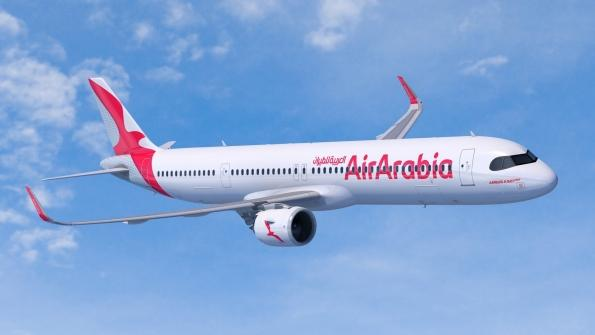 Air Arabia Places Firm Order For 120 Airbus A320neo Family Aircraft | Aviation Week Network