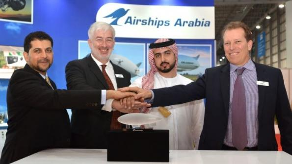 Airship Programs Slow to Take Off in Dubai | Aviation Week Network