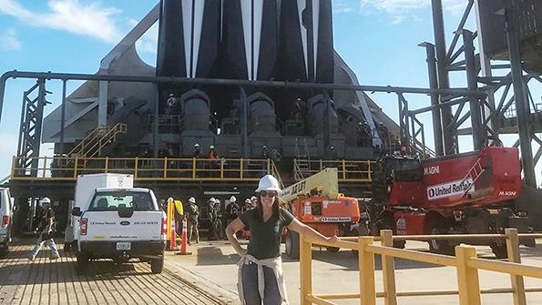 The Engineering Life: SpaceX's Kursten O'Neill and Nicholas Picon