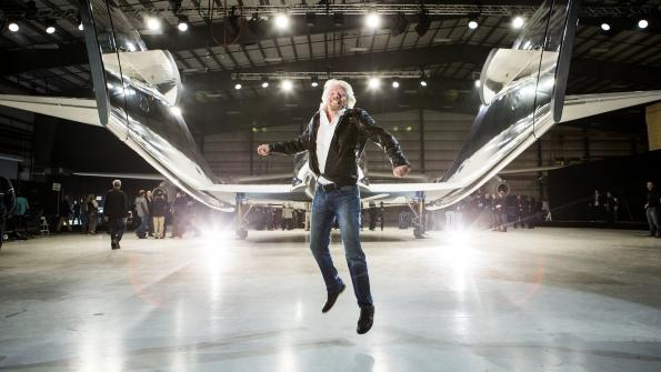 Virgin Galactic May Launch Space Flights From UAE | Aviation Week Network