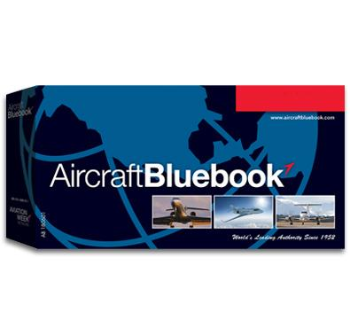 Aircraft Bluebook Print Edition and Digital Download Combo