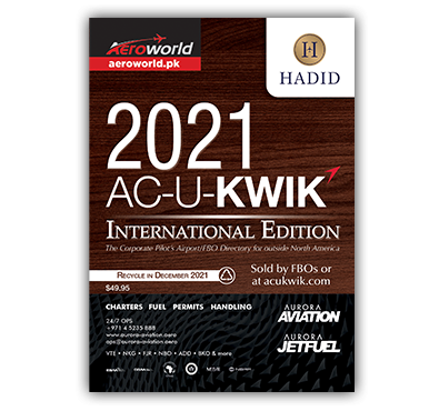 2021 AC-U-KWIK International FBO